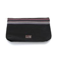 1112-1 Lily Small Stripe Zip Pouch