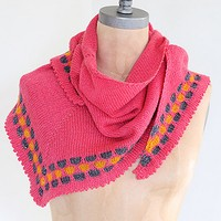 Lucky Penny Shawl (Free)