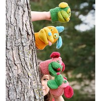 9514 Pack O' Puppies Mitts