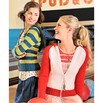 Spud & Chloë by Blue Sky Fibers 9519 School Colors Hoodie - 9519