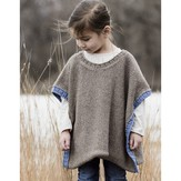 Spud & Chloë by Blue Sky Fibers Puddle Jumper Poncho PDF
