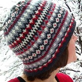 Steppingstone Fiber Creations Waterville Hat PDF