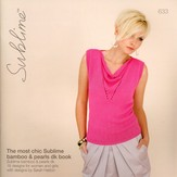 Sublime 633 The Most Chic Sublime Bamboo & Pearls DK Book