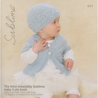 641 The Third Irresistibly Sublime Baby 4 Ply book