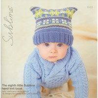 649 The Eighth Little Sublime Hand Knit Book