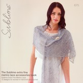 Sublime 675 The Extra Fine Merino Lace Accessories Book