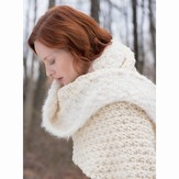 Tahki Yarns Sugar Maple Wrap PDF