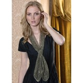 S.Charles Collezione Kathleen 1-Ball Slit Scarf PDF