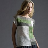 Tahki Yarns Postcards Tee PDF