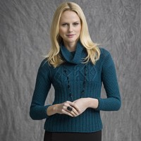 Cape Cod Fitted Pullover PDF