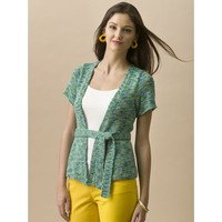 Willow Belted Cardigan PDF