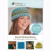 Knitting Daily Workshop: Brioche Knitting Basics DVD