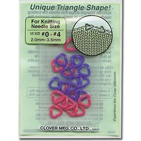 Stitch Markers Triangle (XS)