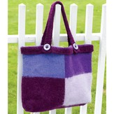 Valley Yarns 154D Big Vermont Felted Bag (Free)
