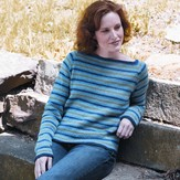 Valley Yarns 168 Fife Brook Pullover (Free)
