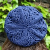 Valley Yarns 391 Willow Beret