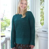 Valley Yarns 531 Vetiver Lace Pullover