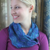 Valley Yarns 540 Galene Cowl