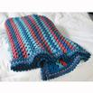 Valley Yarns 561 Varve Baby Blanket - 561p