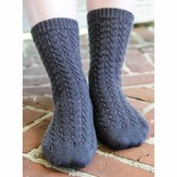 Valley Yarns 577 French Vine Socks