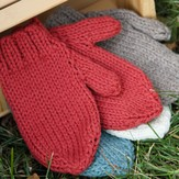 Valley Yarns 581 Last Minute Mittens (Free)