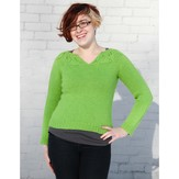 Valley Yarns 588 Wreathe Pullover