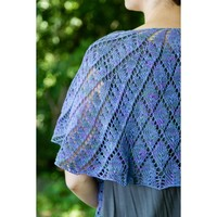 617 Russian Sage Shawl