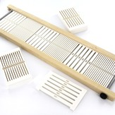 Schacht Variable Dent Rigid Heddle Flip Loom Reeds