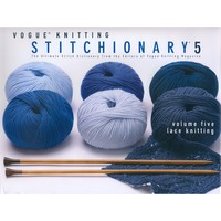 Vogue Knitting Stitchionary Volume 5 - Lace Knitting