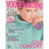 Vogue Knitting Magazine - Holiday