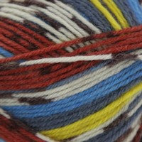 Supersocke Walking Color 4-Ply