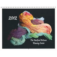 The Hartford Artisans Weaving Center 2012 Calendar