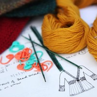 WEBS Expert Knitting Program Fee 2013 for Continuing Student