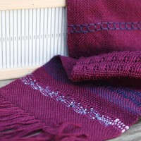 Rigid Heddle - Lace
